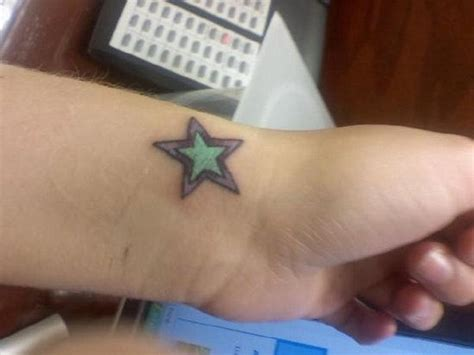 nautical star tattoos designs guys images
