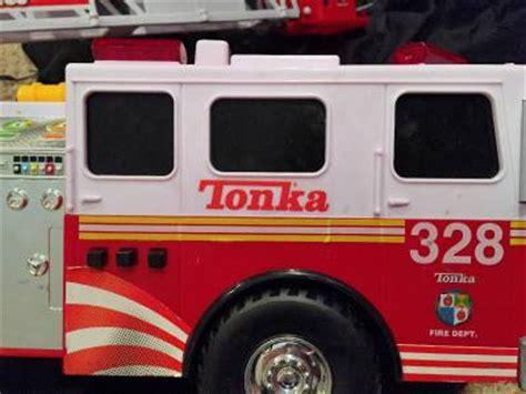 tonka truck 328 large big tonka 328 truck 05786 2008 with ladder