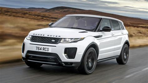 range rover evoque top gear review the fastest range rover evoque you can buy top gear
