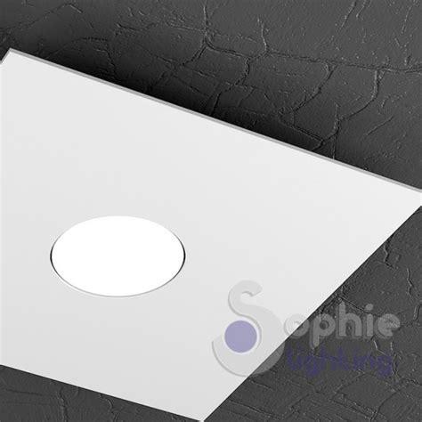 faretto soffitto faretto lada soffitto led 9w acciaio bianco ingresso bagno