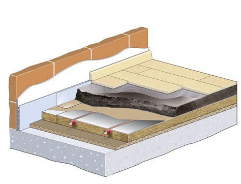 Fußbodenheizung Auf Estrich by Idee Machen Fu 223 Boden