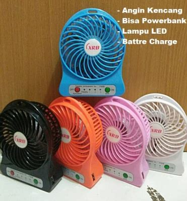 Kipas Angin Ac Portable kipas angin portable powerbank kipas mini kenceng