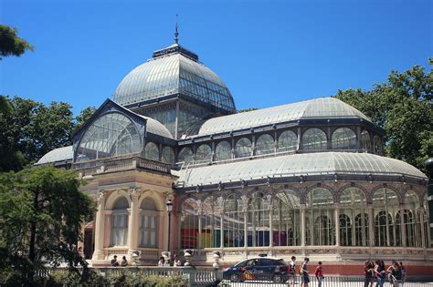 houses to buy in crystal palace palacio de cristal madrid