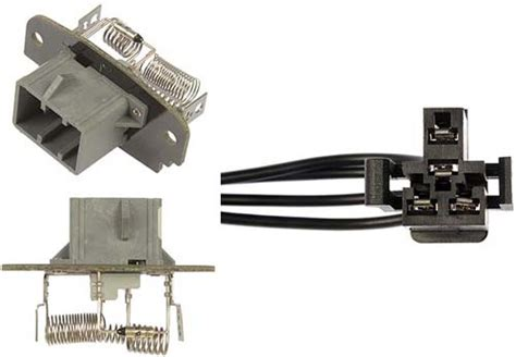 replace blower motor resistor ford ranger 1995 2010 ford ranger blower motor resistor kit broncograveyard