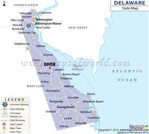 us map where is delaware state map of delaware us states delaware
