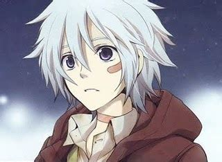 cute anime boy with white hair mitch anime review blog so original it s pretty easy