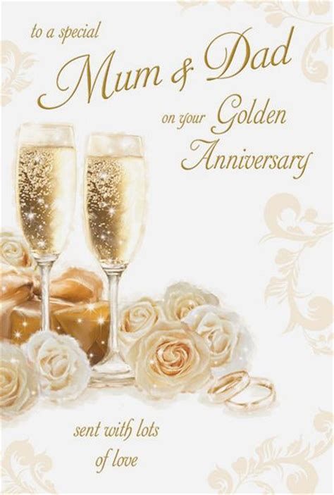 What Is Your Golden Wedding Anniversary