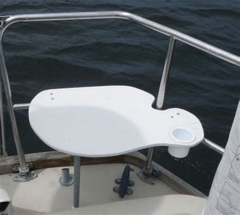 how to build a boat seat how to build a stern rail seat for your boat boating