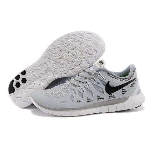 nike free 5 0 2015 running mens shoes grey black nike2294