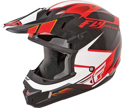fly racing motocross helmets 2015 fly racing kinetic impulse motocross dirtbike mx atv