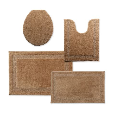 Bathroom Contour Rugs Cannon Bath Rug Universal Lid Or Contour Rug