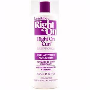 what is the best curl activator for hair lustrasilk right on curl curl activator moisturizer 32oz