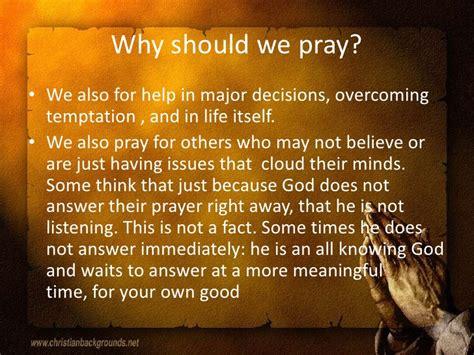 Power In Prayer power of prayer