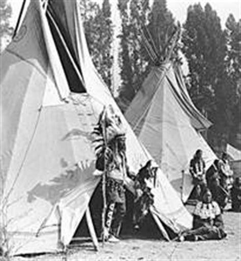 tende per cer usate storia usi e costumi degli indiani d america