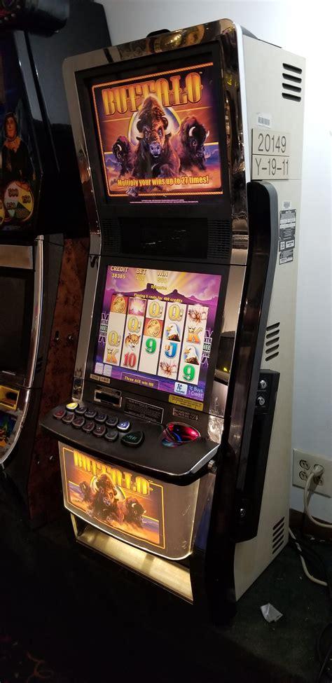 aristocrat buffalo video bonus slot machine slot machines  sale  slot machines