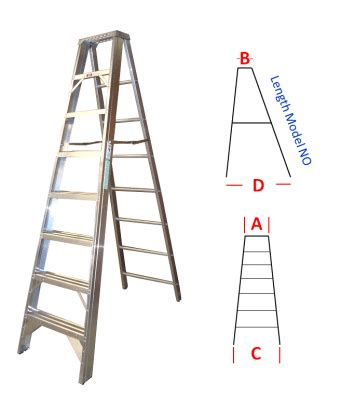 aircraft maintenance step ladders aircraft maintenance ladders metallic ladder