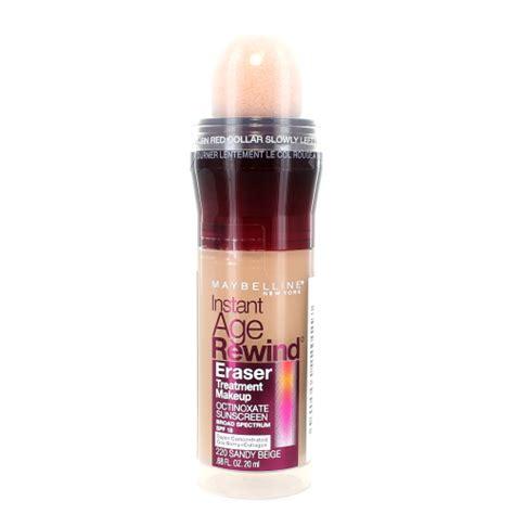 Maybelline Age Rewind Eraser maybelline instant age rewind eraser treatment makeup