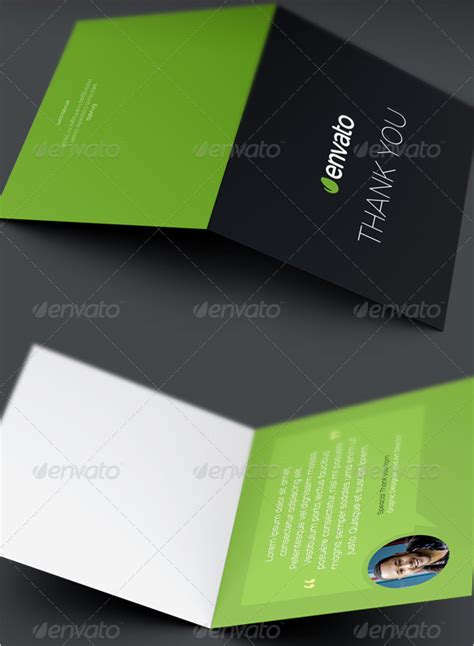 17 Business Thank You Cards Free Printable Psd Eps Format Download Free Premium Templates Thank You Card Template For Business