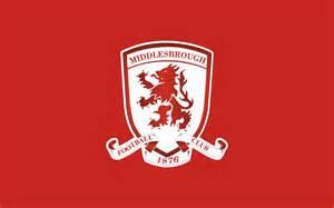 Middlesbrough football club logo