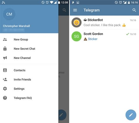 telegram android telegram review chat without cost or risk android app reviews androidpit