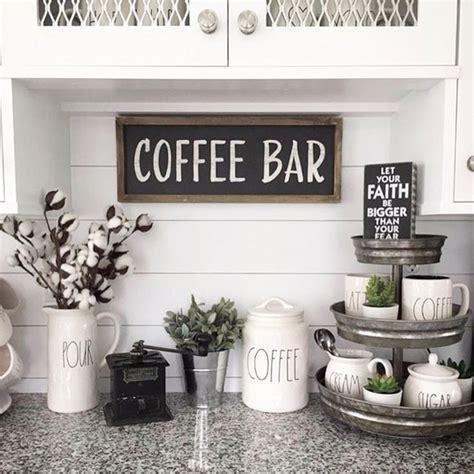 kitchen coffee bar ideas diy coffee bar ideas stunning farmhouse style beverage