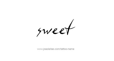 sweet names sweet name designs tattoos with names