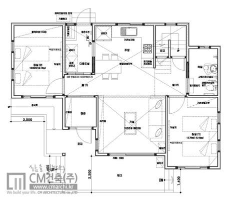 Deeva Thp Iii Cm B 목조주택으로 시공하는 84 60 가정 노인요양시설 건축 설계도면 네이버 블로그