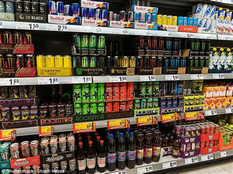 energy drink types australian hsc students addicted to energy drinks are