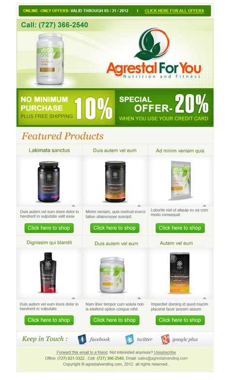 product email template vegan product email template cybernetikz