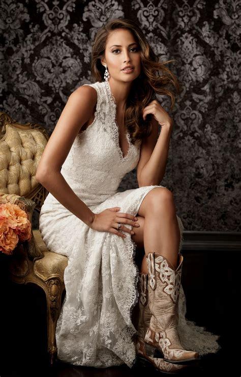 Brautkleider Western Style by Western Dresses Naf Dresses