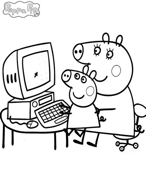 peppa pig princess coloring pages peppa pig coloring pages and sheets