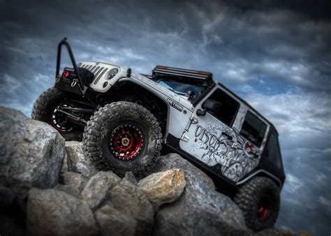 Rock Crawling Jeep Rock Crawler Jeep