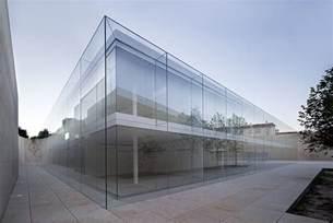 Glass Facades offices for the castilla le 243 n government alberto campo baeza