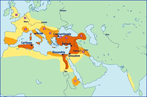 early christianity in lycaonia and adjacent areas from the spread of early christianity from ad250 to ad406