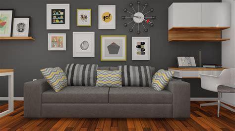 Bilder Im Wohnzimmer by Leinwandbilder Im Wohnzimmer Computer Bild