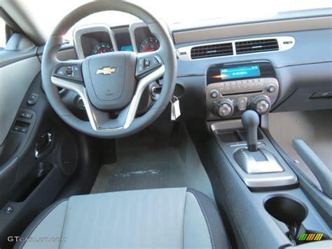2013 Camaro Ls Interior by 2013 Blue Metallic Chevrolet Camaro Ls Coupe 70749100