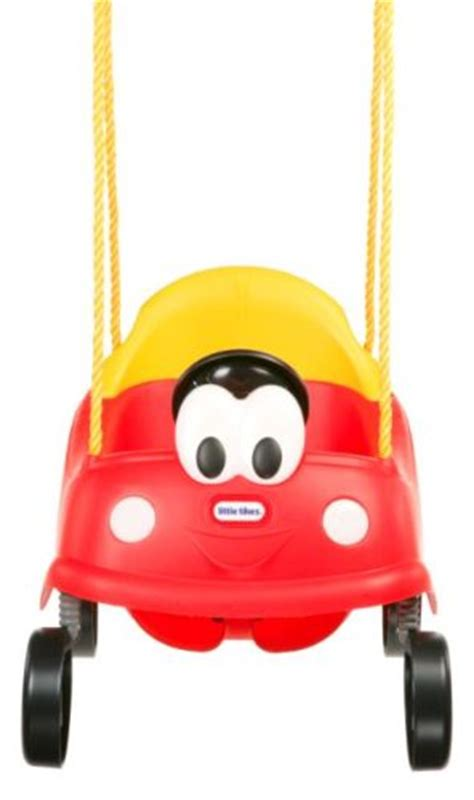 little tikes cozy swing little tikes cozy coupe first swing import it all