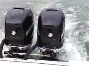 Suzuki Outboard Performance Bulletins Yamaha 350hp Four Stroke Vs Mercury 300hp Verado