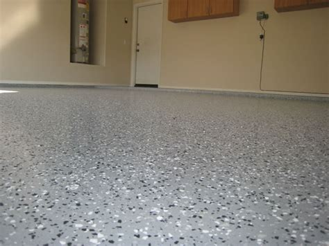 Discover The Top Floor - best garage flooring options from paint and tile to