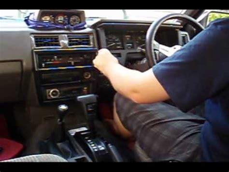 nissan terrano 1997 interior nissan terrano led dashboard upgrade