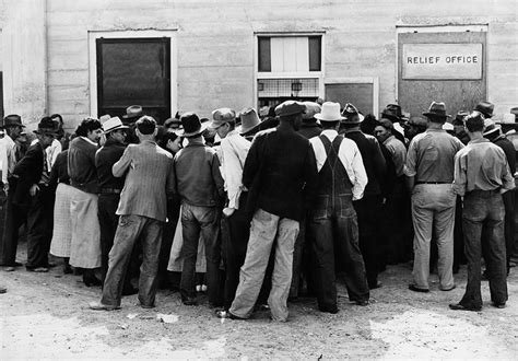 Waiting For Background Check Photo Gallery The Dust Bowl