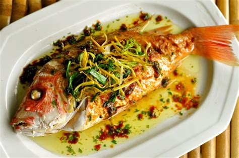 new year food fish partel hku glasgow international ambassadors