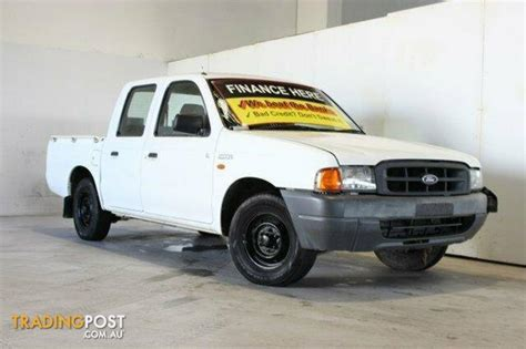 ford courier crew cab 2000 ford courier gl crew cab pe utility for sale in