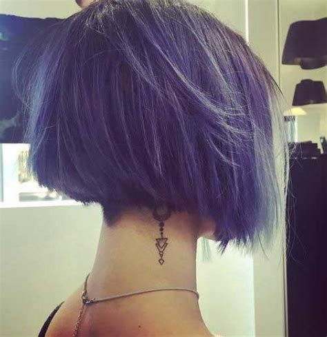 photo graduated blunt cut bob 20 great short blunt haircuts short hairstyles 2017