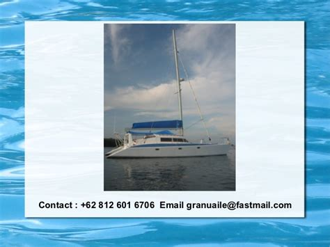 catamarans for sale bali catamaran for sale in bali indonesia