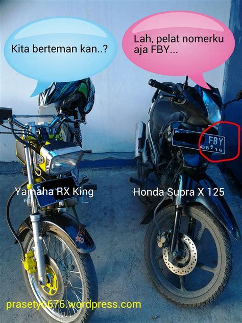 saat motor legendaris dari honda dan yamaha bersanding prasetyo676