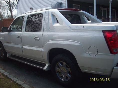 repair anti lock braking 2004 cadillac escalade ext transmission control buy used 2004 cadillac escalade ext avalanche style in