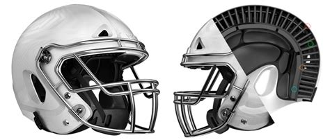 vicis zero1 american football helmets could revolutionize revolutionary new zero1 football helmet already in play