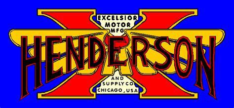 Motorradhersteller A Z by Henderson Motorradhersteller Wikipedia