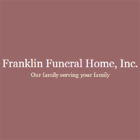 franklin funeral home funeral services cemeteries 42